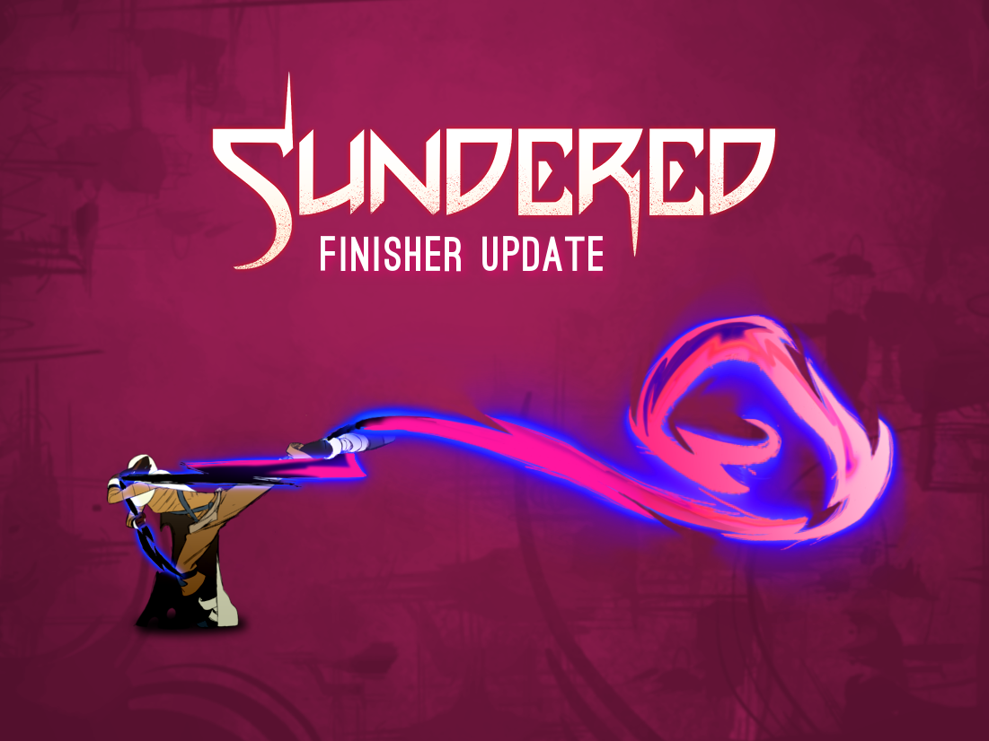 Sundered® Eldritch Edition How to draw hands, Neon