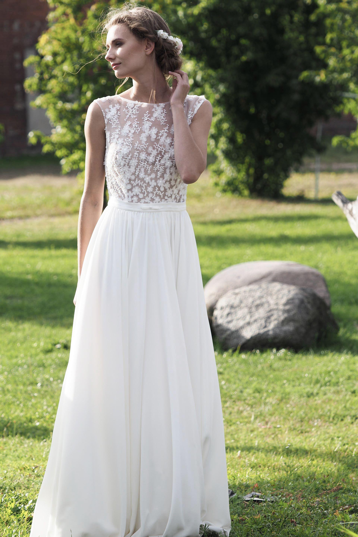 Modell Ruby (18) – Silk & Lace Hochzeitskleider, wir verfolgen