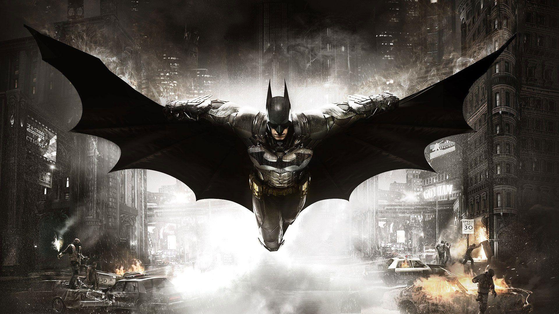 Batman Beyond Skin 2039 Style -- Preorder Bonus -- Arkham ...   Batman Arkham City Batman Beyond Flying