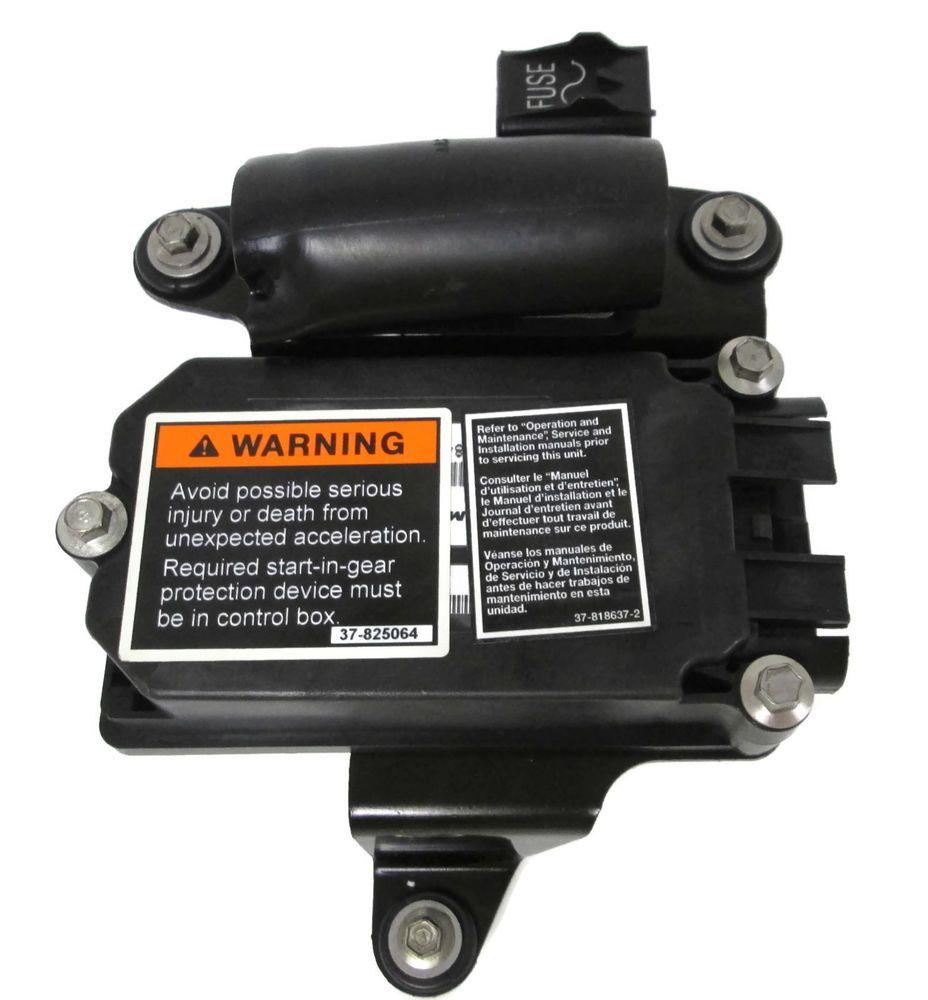 4-Stroke Mercury Outboard ECM Engine Control Module SOLD