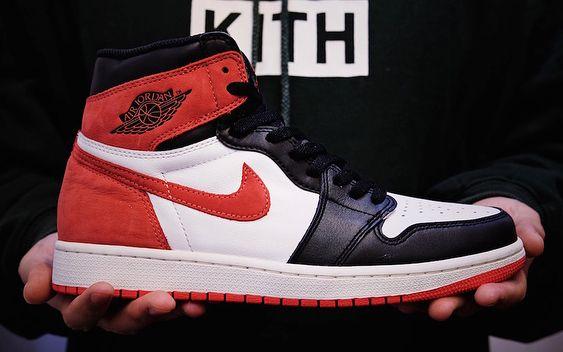 "Nike Air Jordan 1 Retro High ""6 Rings"""