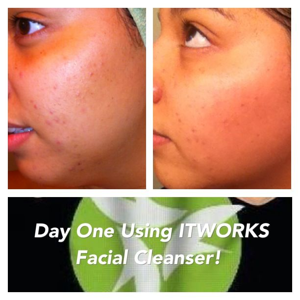 It works facial cleanser! www.crystalluvswraps.com | That CRAZY ...