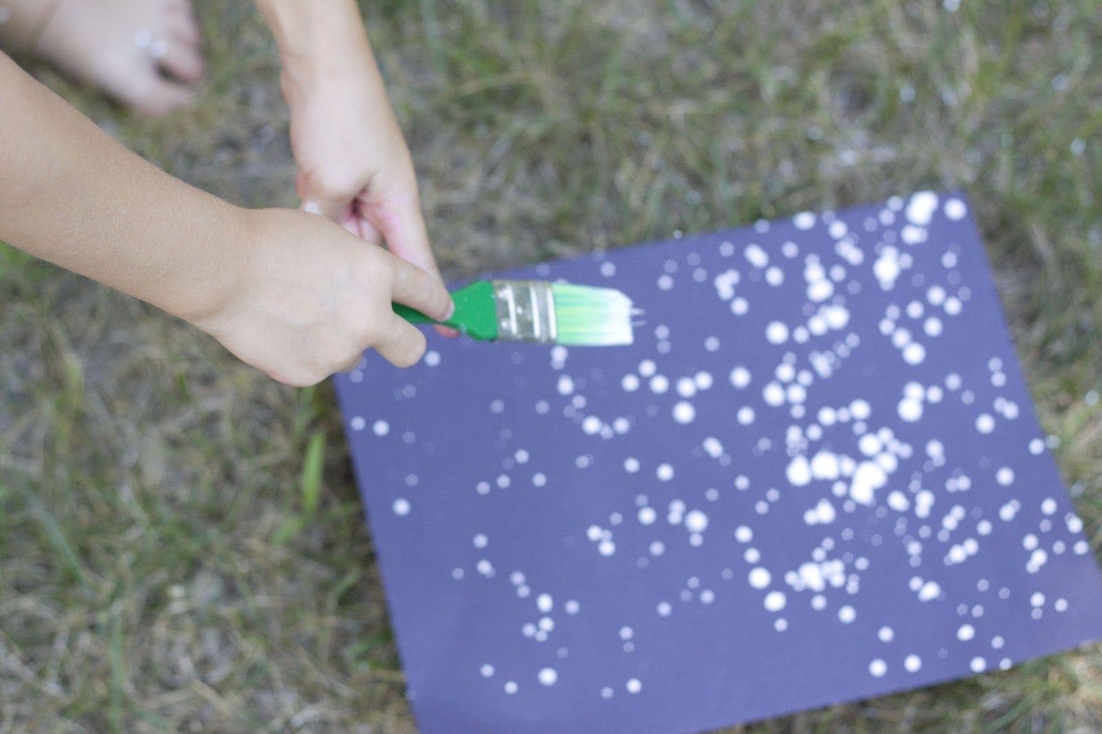 Reading Confetti U Is For Universe