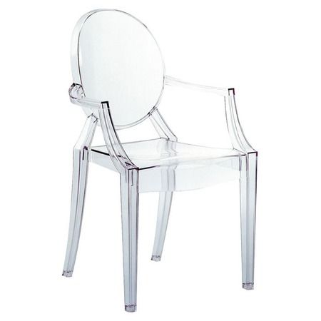 Kartell Louis Ghost Chair | f r o s t i n g | Pinterest | Ghost ...