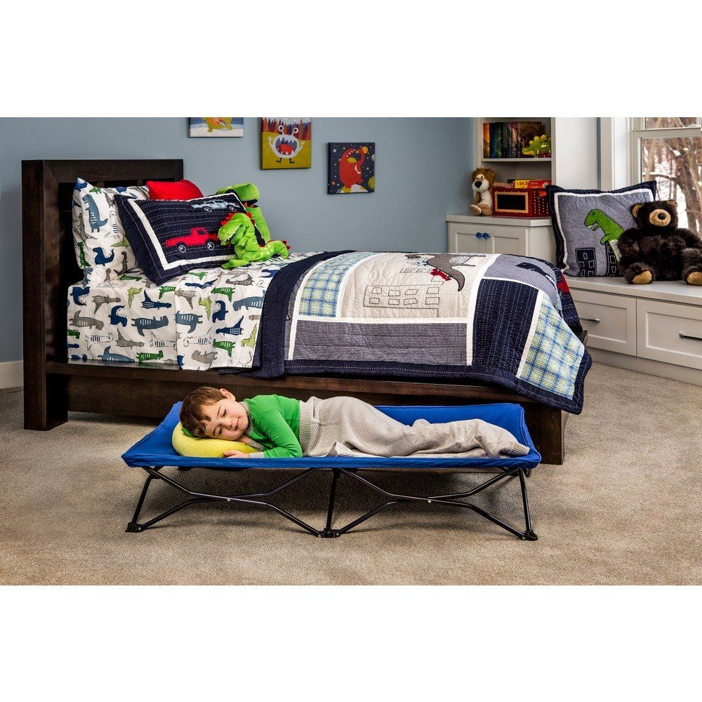06945c1f6 Shop Regalo My Cot Portable Travel Bed - Free Shipping On Orders Over $45 -  Overstock