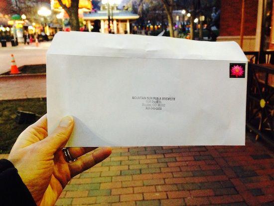 Karma Envelopes