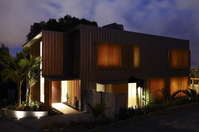 Nikau House In Parnell, Auckland By Strachan Group