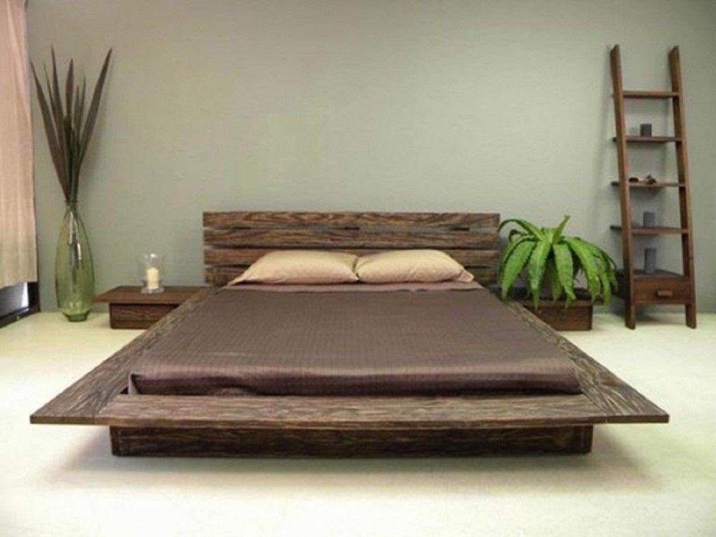Bedroom japanese bed for modern japanese style bedroom - Modern japanese bedroom furniture ...