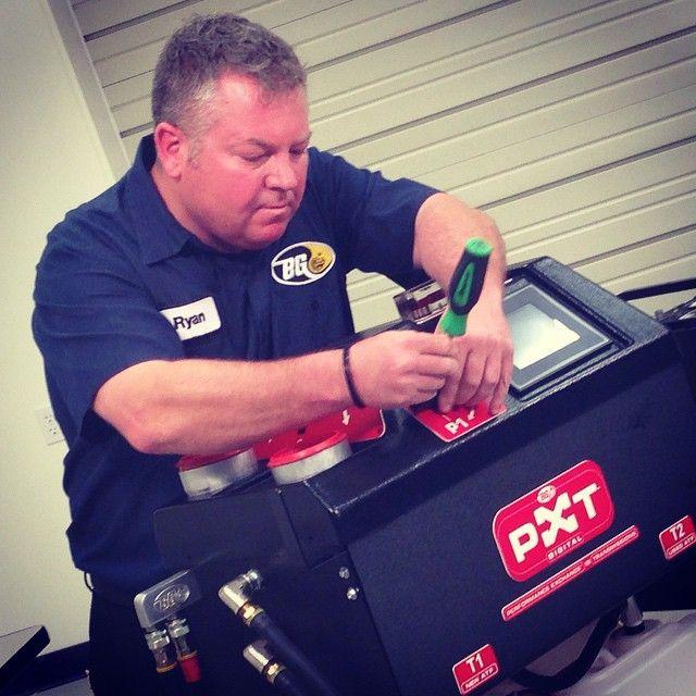 BG technical experts are always teaching us #BG #PXT #AutomotiveMaintenance #BG #mechanic #transmission