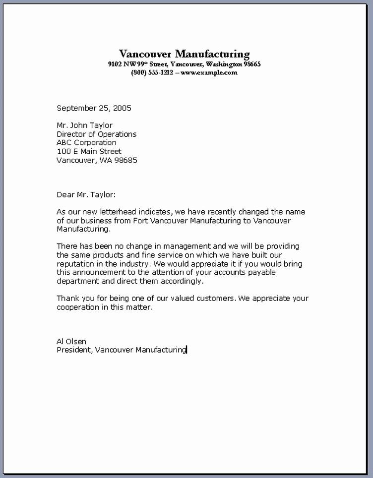 Mla Business Letter Format from i.pinimg.com