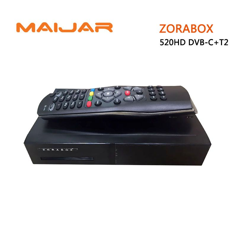 Enigma2 Digital Satellite Receiver ZORABOX 520HD Linux DVB-S2