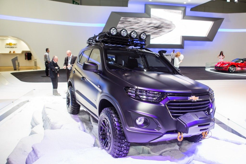 Officially Official Next Gen Chevrolet Niva To Launch In 2016