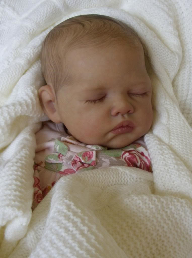 Cute Reborn Baby Doll Soft Silicone 18 Inch Handmade Baby: What A Gorgeous Reborn