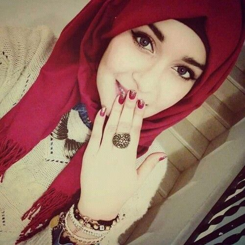 Girls pics with hijab