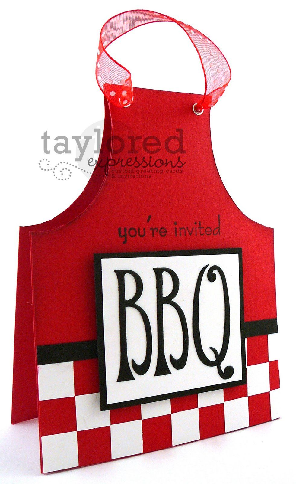 A creative BacoBBQ invite... Your BBQ isn\'t a proper English BBQ ...