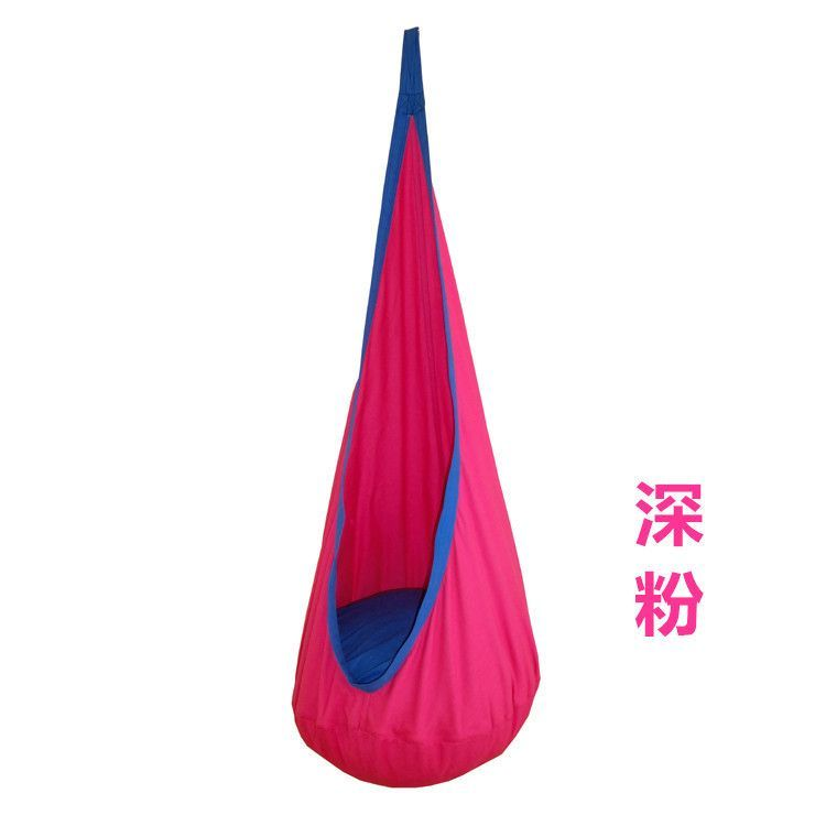 Kid Hammock cocoon Baby Pod Swings Child Hanging Seat Chair Nest Reading Nook Tent Blue Green  sc 1 st  Pinterest & Kid Hammock cocoon Baby Pod Swings Child Hanging Seat Chair Nest ...