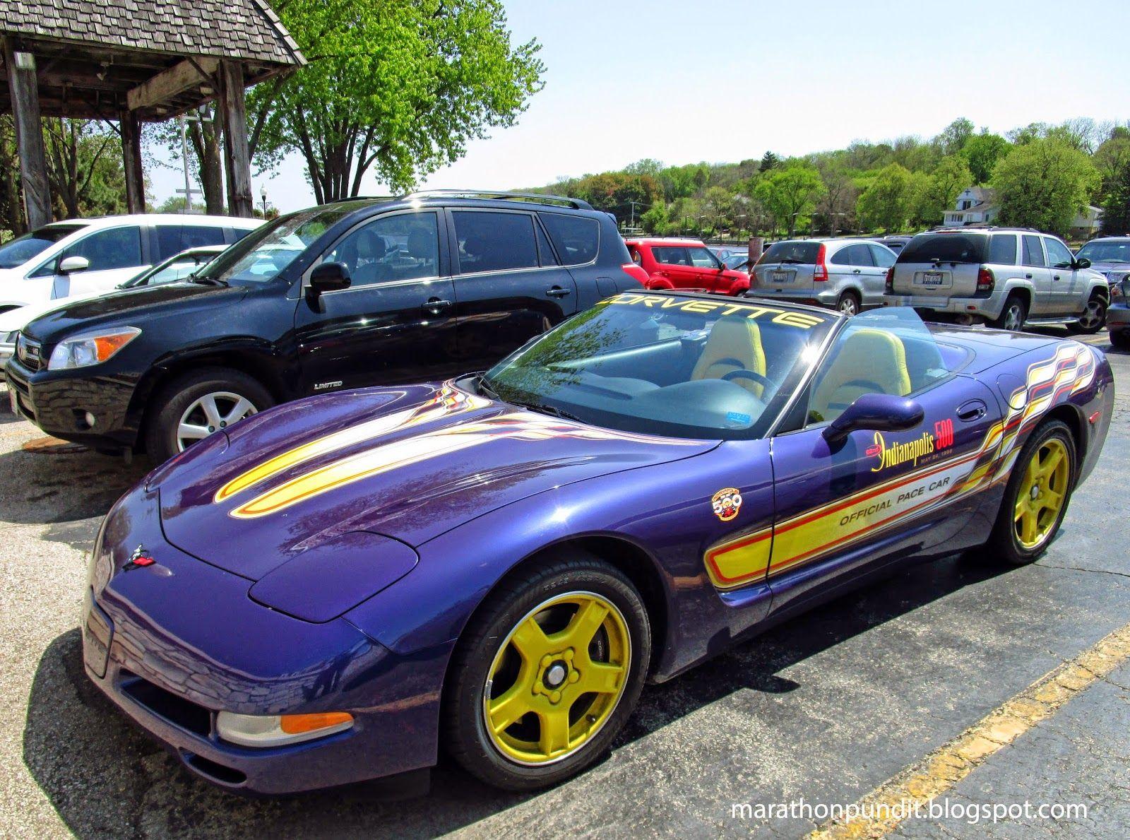 Photo 1998 Chevy Corvette Indy 500 Pace Car Cars Corvette