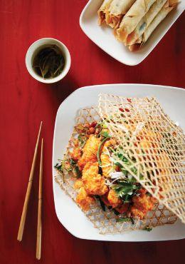 Peter Chang Chinese Restaurant Restaurant Dinner