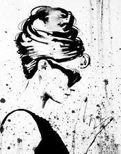 175x95x2 Cm Xxxl Top Leinwandbild Kunst Auf Leinwand Audrey Hepburn