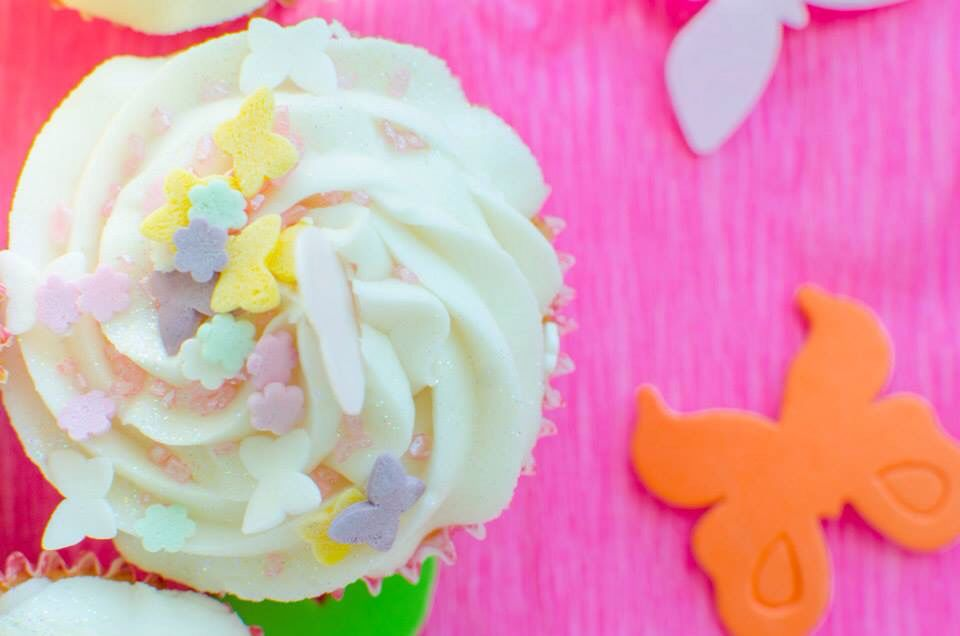 Pixie pillow cupcakes