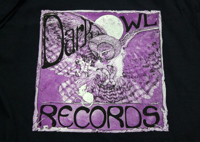 Dark Owl Records Shirt