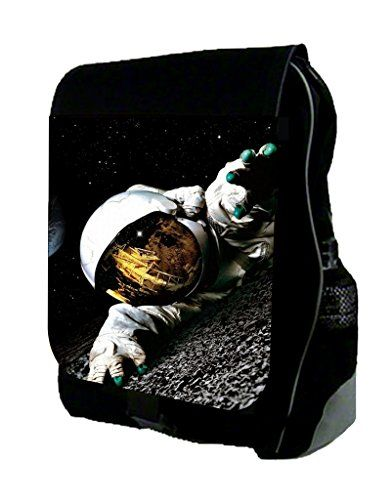 Astronaut in Outer Space© TM School Backpack Made in the ...…