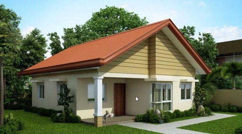 Top 6 House Designs Under 1 Million Pesos 6 Simple House Design Small House Design Philippines House Blueprints