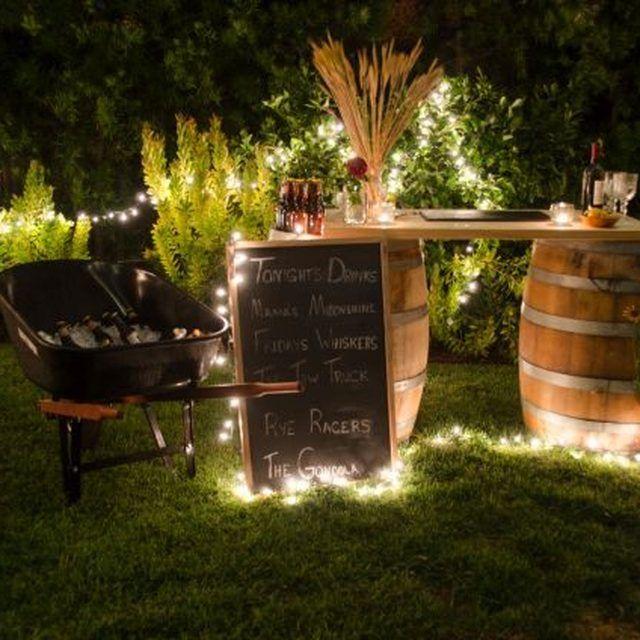 Inexpensive outdoor party lighting ideas diy pinterest outdoor inexpensive outdoor party lighting ideas aloadofball Gallery