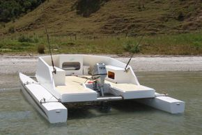 Small catamaran boat plans boats pinterest boat plans small catamaran boat plans sciox Image collections