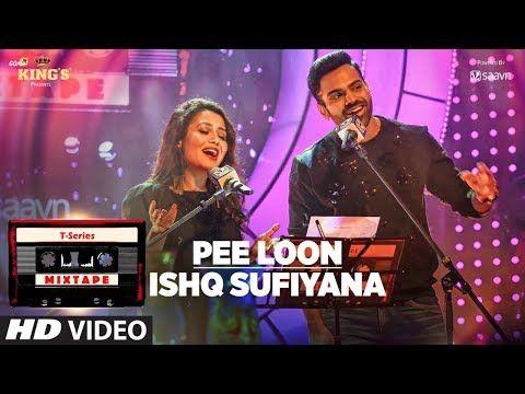 Sunn Raha Hai Rozana Shreya Ghoshal T Series Mixtape Bhushan Kumar Ahmed Khan Abhijit Vaghani Youtube Bollywood Music Mixtape Trending Songs