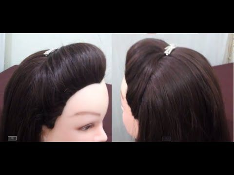 how can i make hair style how to make puff hairstyles hair 4661