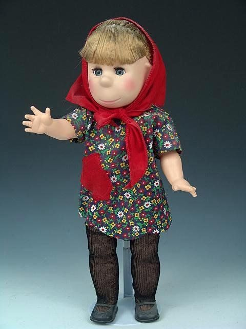 129: 1963 POOR PITIFUL PEARL DOLL BY HORSMAN on | this and ...