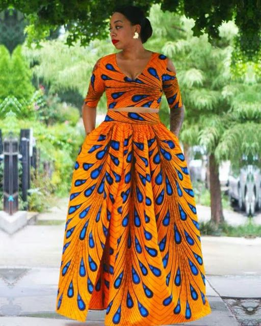 Latest ankara styles for weddings ankara style for for African dresses styles for wedding