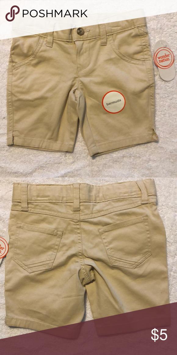 Chino With Girl's Adjustable Shorts Bermuda sBxtrhdoQC