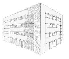 Resultado De Imagen De Perspectiva Conica Punto De Fuga Perspectiva Dibujo De Casa