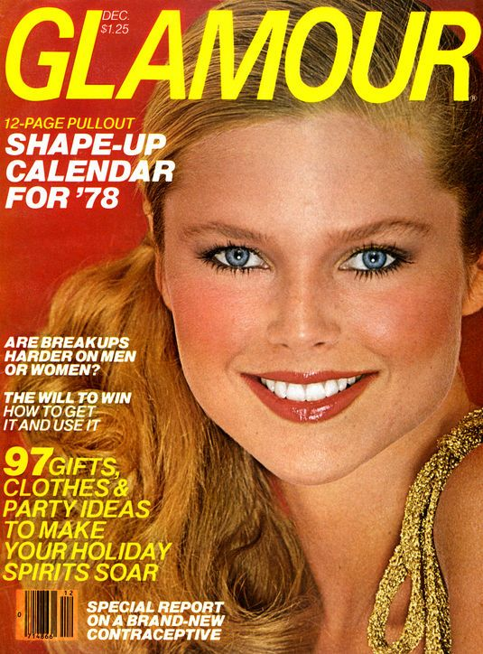 20 of the Best Glamour Covers of All Time | Christie ...