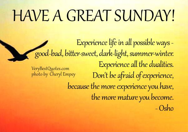 Good Inspirational Quotes Custom 32 Inspirational Sunday Quotes And Images  Happy Sunday Morning . Design Decoration