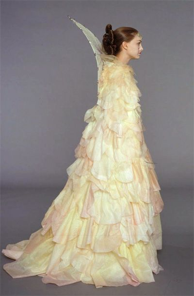 Wedding Dress Inspiration – Star Wars   Queen amidala, Star and ...