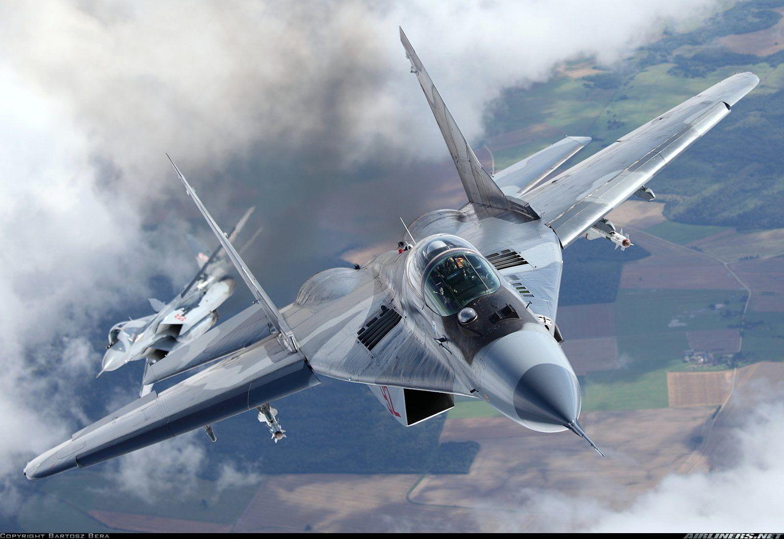 Aircraft Fighter Jet Mig Mig 29 Military Russia Soviet 720p Wallpaper Hdwallpaper Desktop Aircraft Fighter Fighter Jets Good aircrafts military hd wallpaper