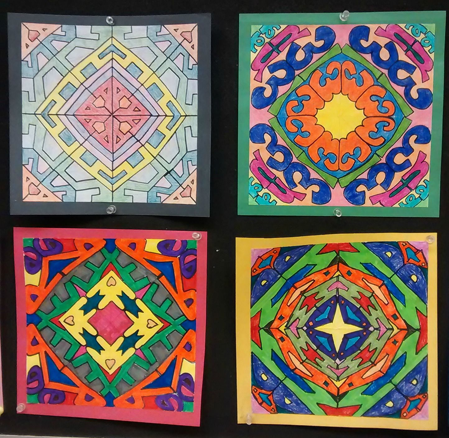 Name Mandalas When Visiting The Link Look Under Mandala Name Design Radial Symmetry For Clear