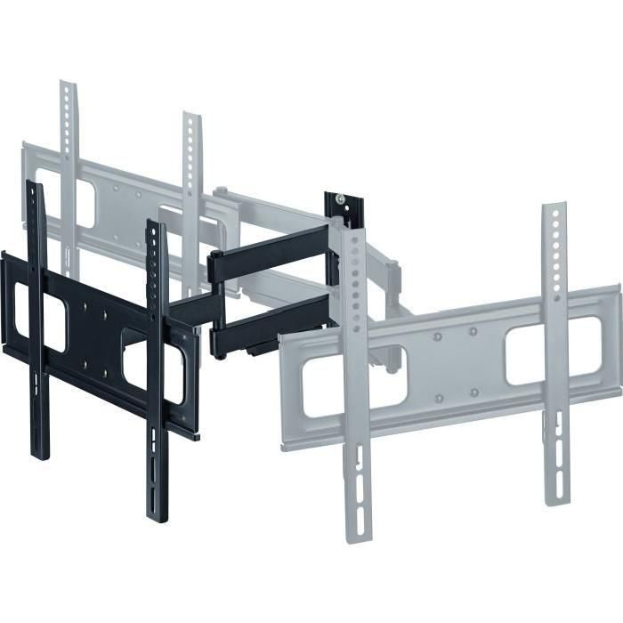 Fixation Support Tv Thomson Wab2565 Support Mural Inclinable Et