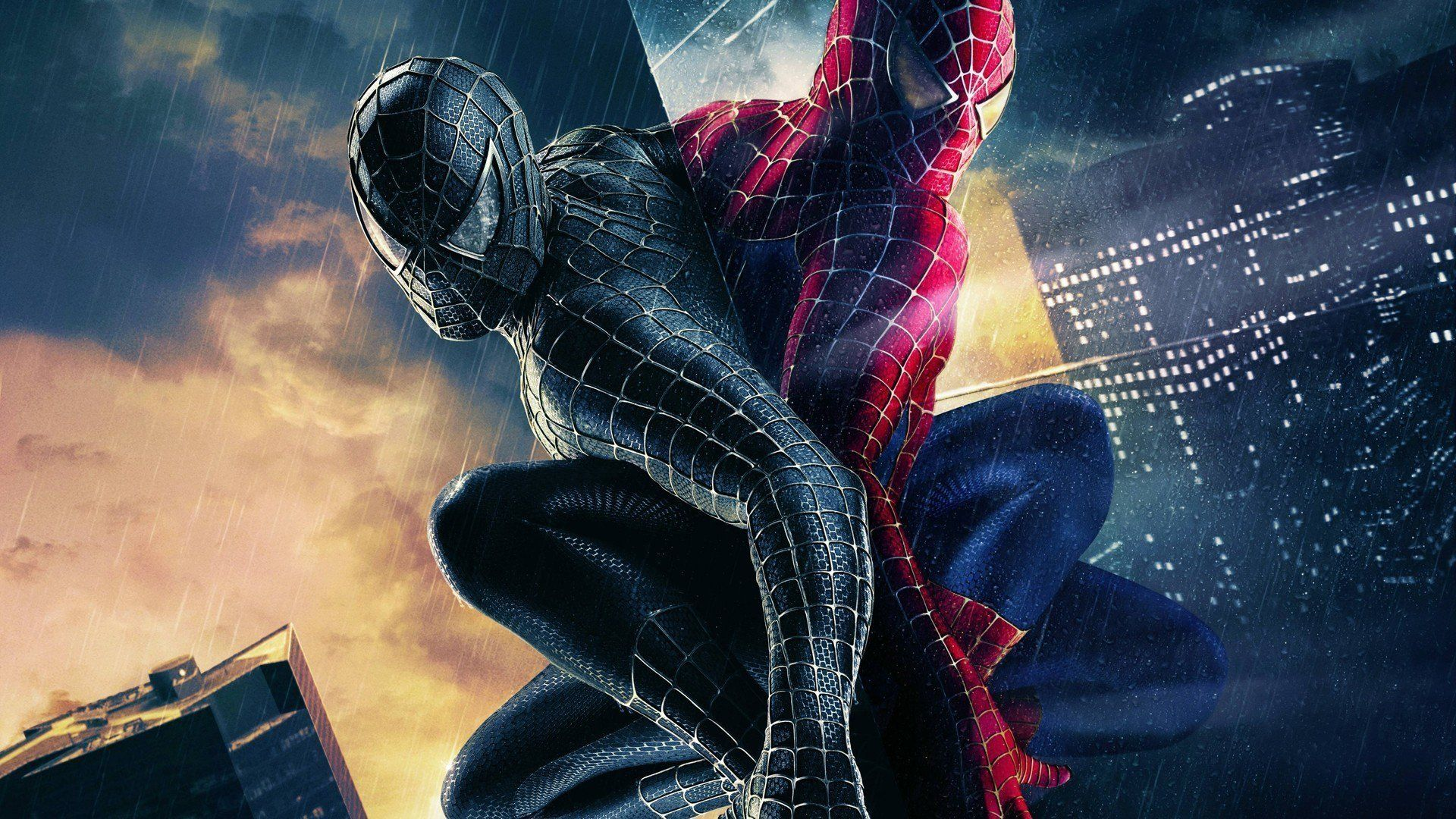 16 Spider Man 3 Hd Wallpapers Backgrounds Wallpaper Abyss Spiderman Spiderman Movie Office Artwork