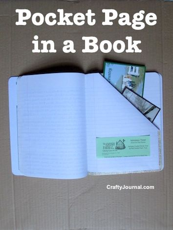 How To Make A Art Journal Book
