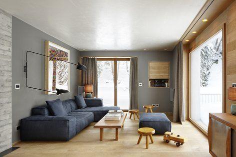 Hausrenovierung, Sils Maria , Sils im Engadin/Segl, 2014 - Ruinelli Associati Architetti