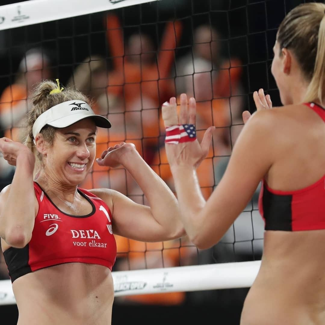 Pin On Brazil And United States Pairs Lead World Championship Entries From Fivb World Tour