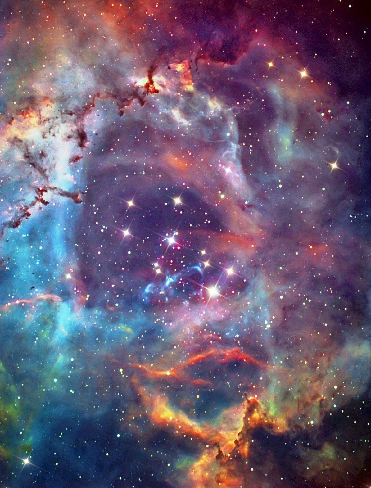 Do Stars Have Consciousness? One Rocket Scientist Thinks ... |Pretty Nebula