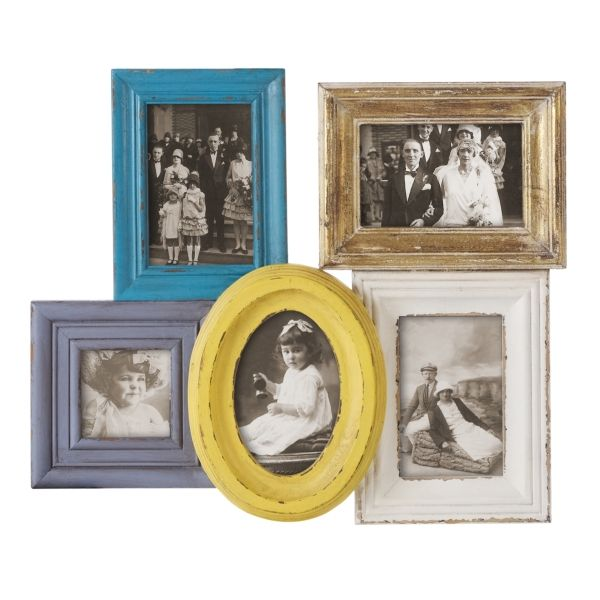 Madeline Multi Photo Frame