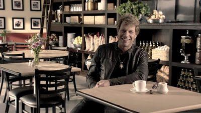Jon in his soul Kitchen, filming the Advil commercial | I love Jon ...