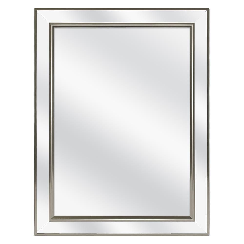 Home Depot Medicine Cabinet With Mirror Beauteous Home Decorators Collection 20 Inw X 26 Inh Fog Free Framed