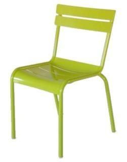 10 Easy Pieces Colorful Outdoor Dining Chairs Outdoor 400 x 300